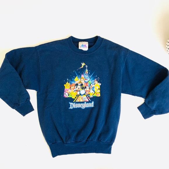 Kids Vintage Disney Sweatshirt 503